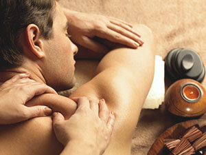 Massages as part of Luxury or Executive Treatment for Food Addiction