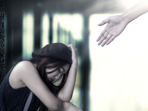helping someone with bulimia