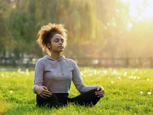 meditation for mental health treatment